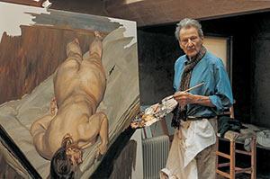 Творчество Люсьена Фрейда
