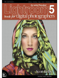 The Adobe Photoshop Lightroom 5 Book for Digital Photographers - Скотт Келби
