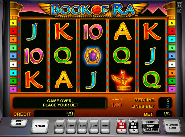 online slot www book of ra