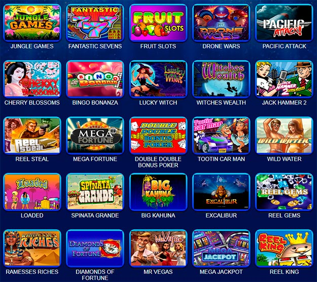 Low house edge casino games
