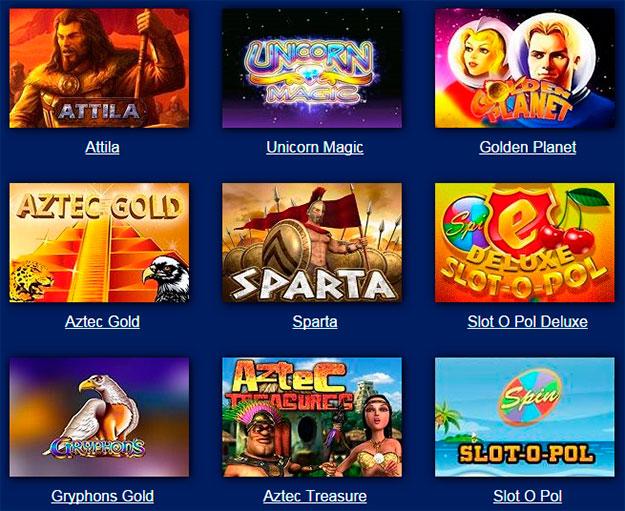 Игровые автоматы - Сан Лайт Казино - играть онлайн бесплатно Игры на Мой Мир